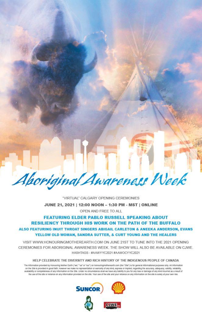 Aboriginal Awareness Week 2021